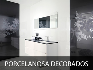 Porcelanosa-Decorados-Flower-Antracita